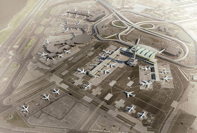 Jfk Burns Out On Jet Age Terminals Archpaper Com