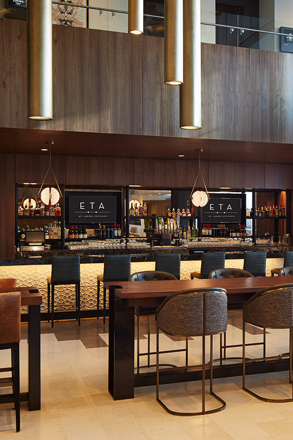 Real Art Design Group Chicago : Loews chicago hotel archpaper