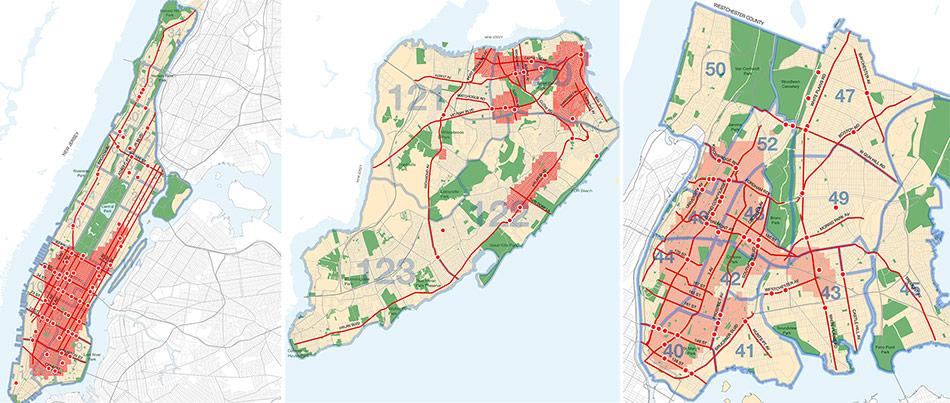 Manhattan Safety Map Rtlbreakfastclub