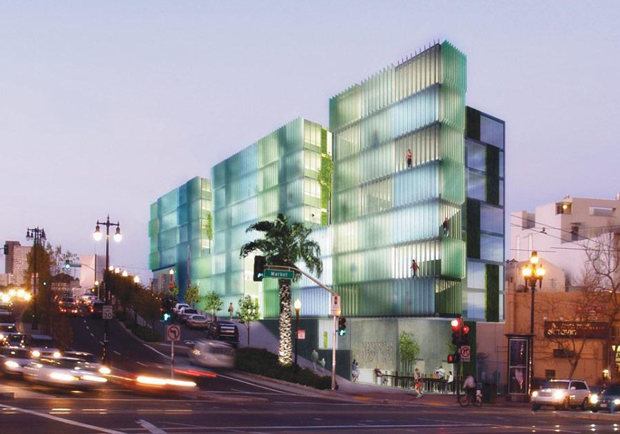 Stanley Saitowitz Part - 22: Courtesy Stanley Saitowitz / Natoma Architects