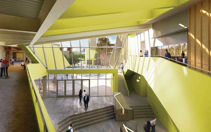 Spring thaw as west coast architects begin hiring - Traffic planning and design layoffs ...