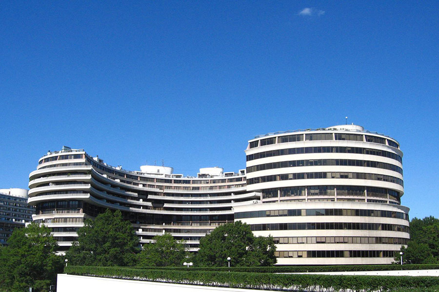 Fifty Years Of Watergate Archpaper Com