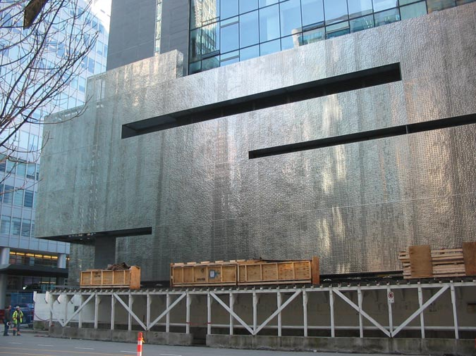 Perforated Metal Panels Architectural The Hippest Galleries
