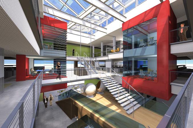 Gensler 39 S Downtown La Headquarters