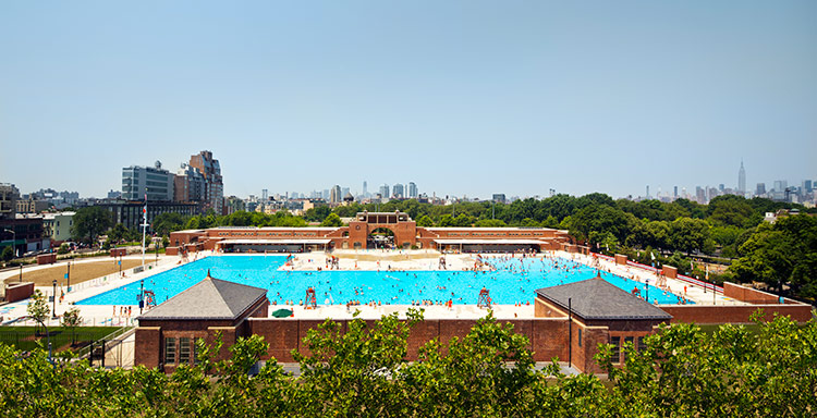 Mccarren Park Pool Renovation