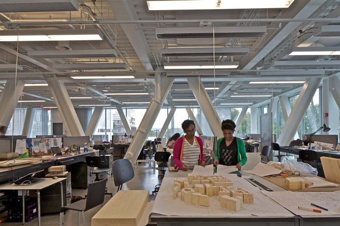 Milstein hall - Cornell university interior design program ...