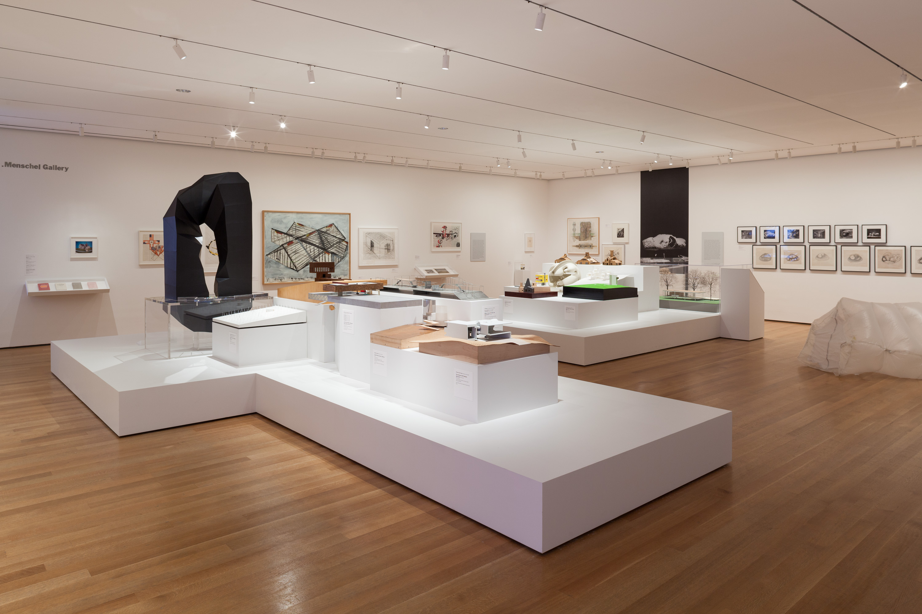 Moma to close galleries dedicated to architecture and for Architecture and design