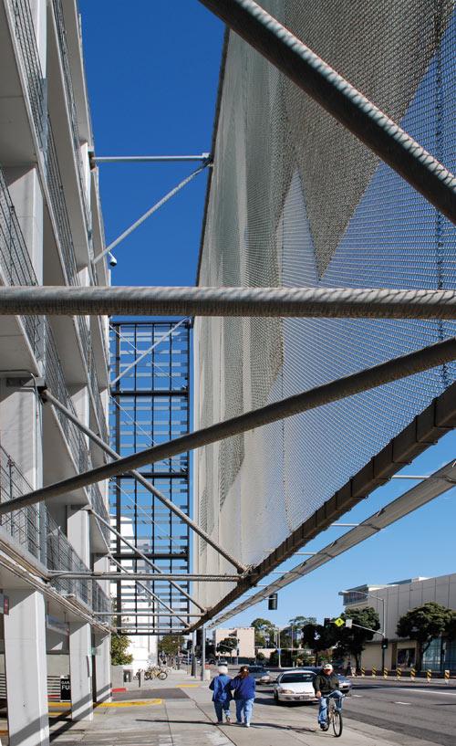 Santa Monica Parking Structure Archpaper Com