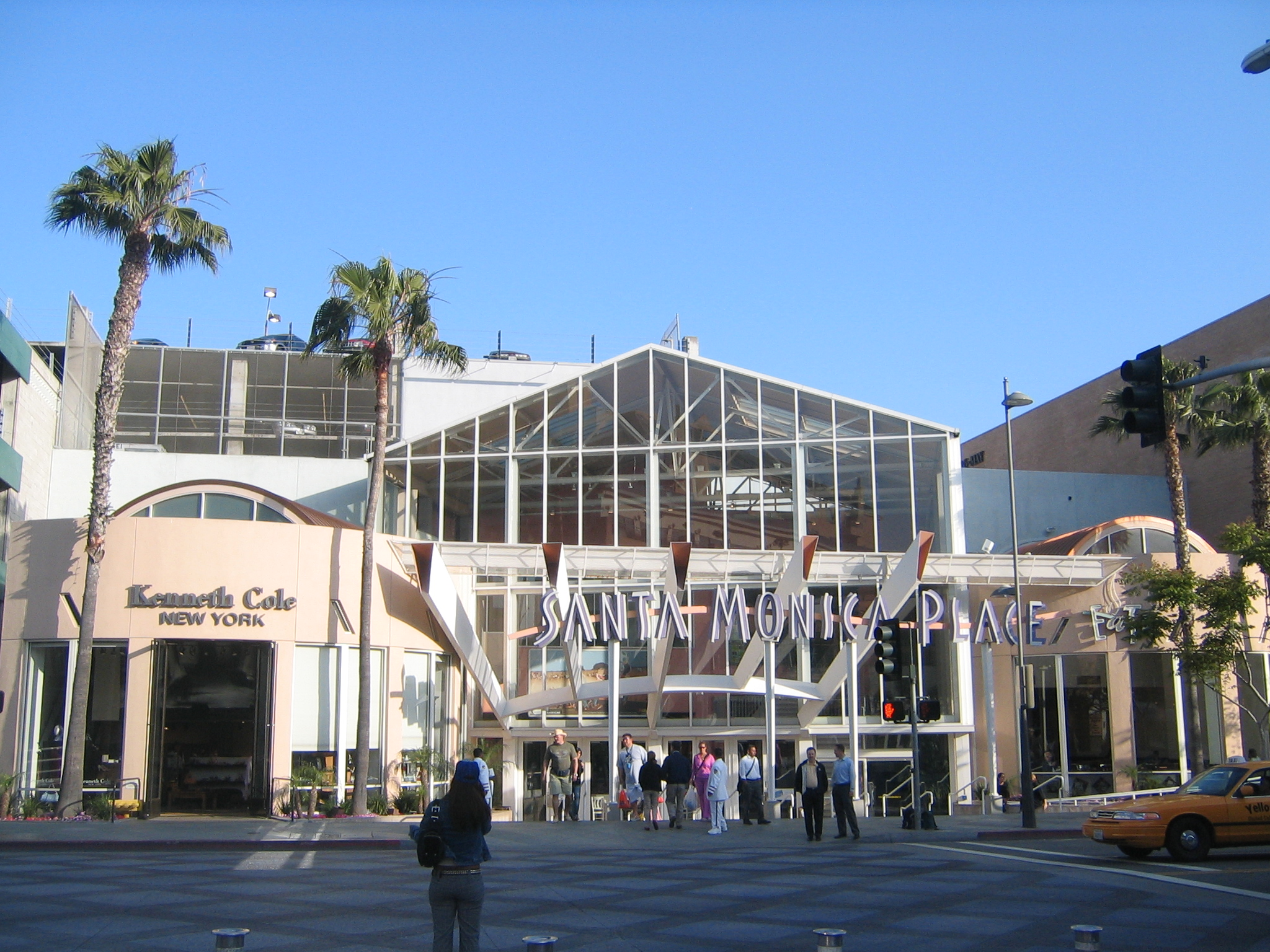 Santa Monica Place Swaps Gehry For Airy Archpaper Com