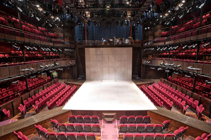 Royal Shakespeare Theater Archpaper Com