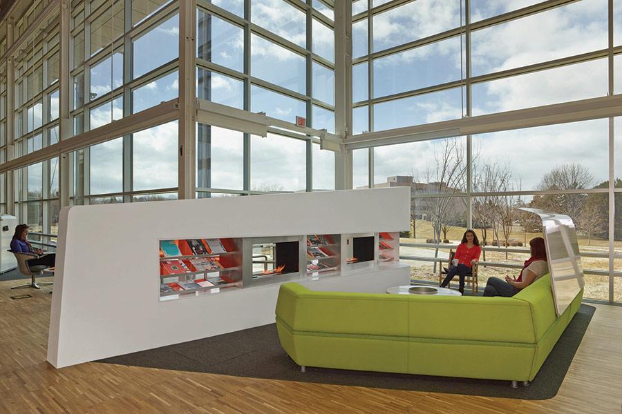 Interiors for Office design furnishings ypsilanti mi