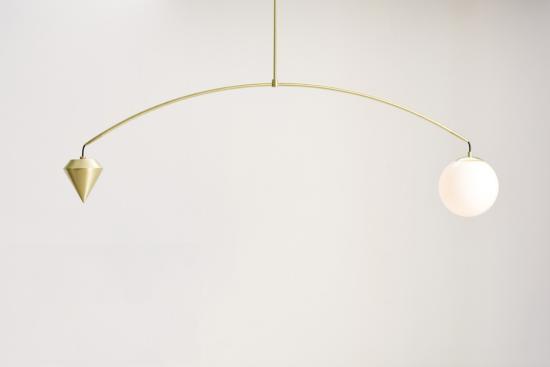 Anna Karlin, Arc Light, 2016 (via Artspace)