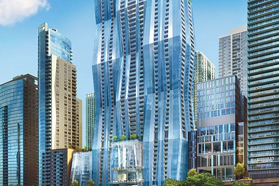 Real Art Design Group Chicago : Mystery tower archpaper