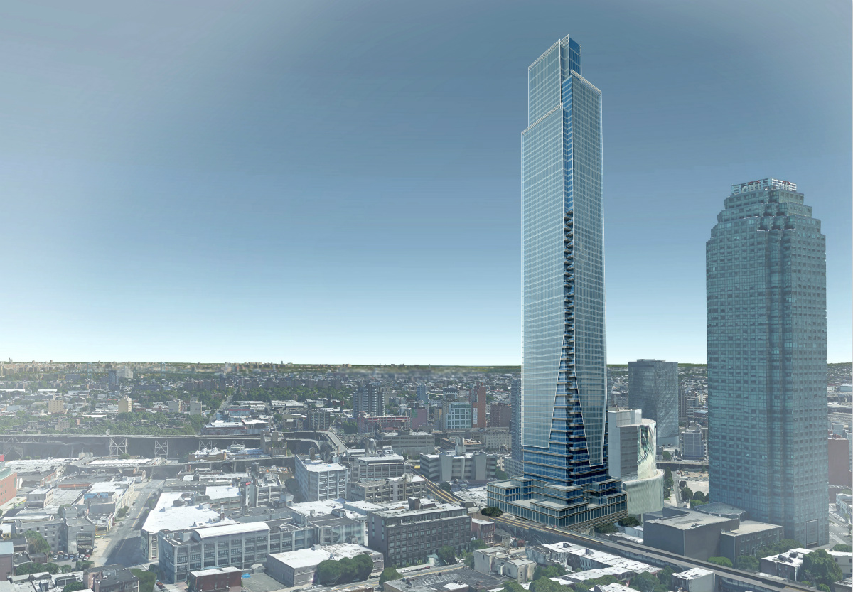 Long Island City Supertall Tower Planned