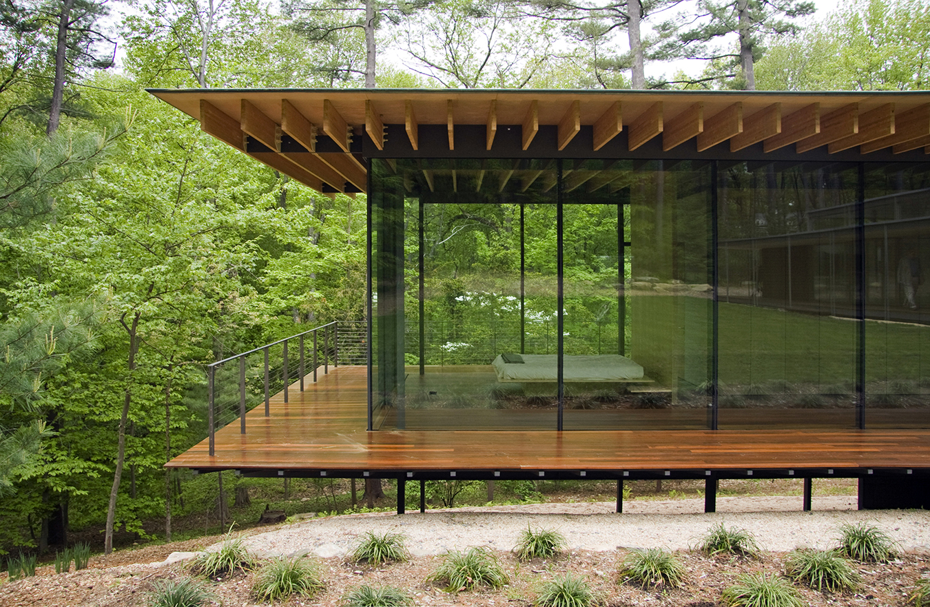 New canaan modern house day tour symposium archpaper for Modern day houses