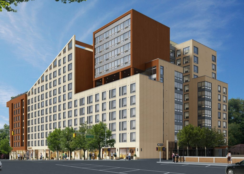 Affordable Housing Development : Tremont renaissance bronx affordable housing development