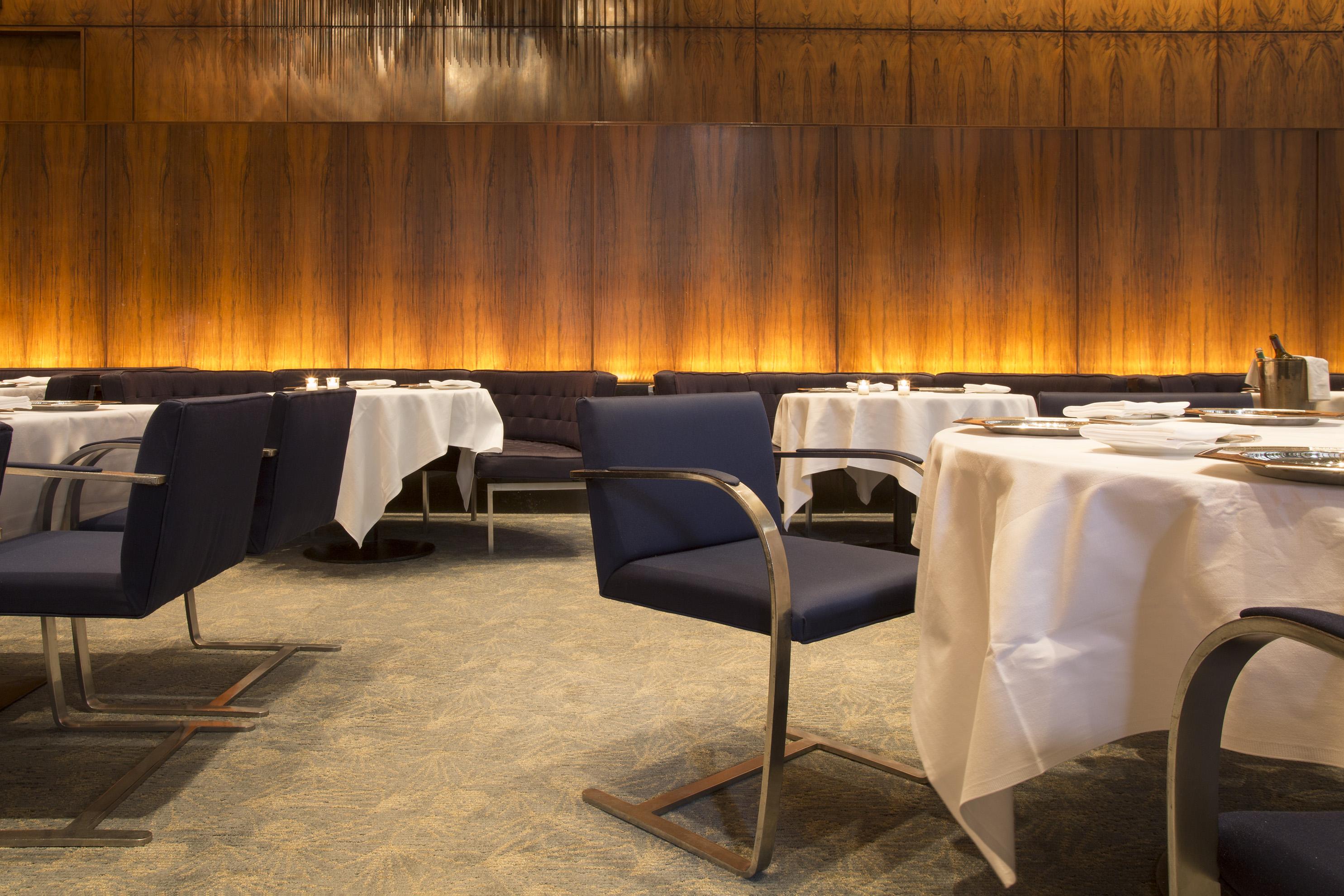 Lovely Four Seasons Restaurant (Courtesy ...