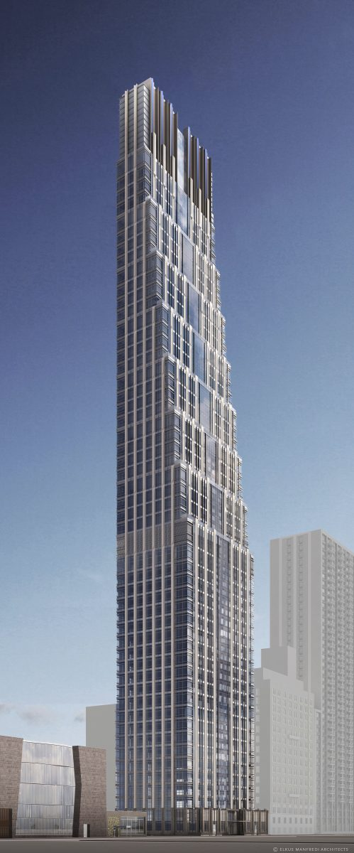 Renderings for new upper west side tower 200 amsterdam for Product design jobs amsterdam