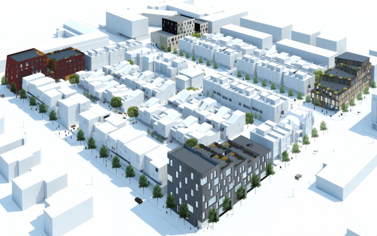 Brush Park Detroit In Line For Major Urban Development