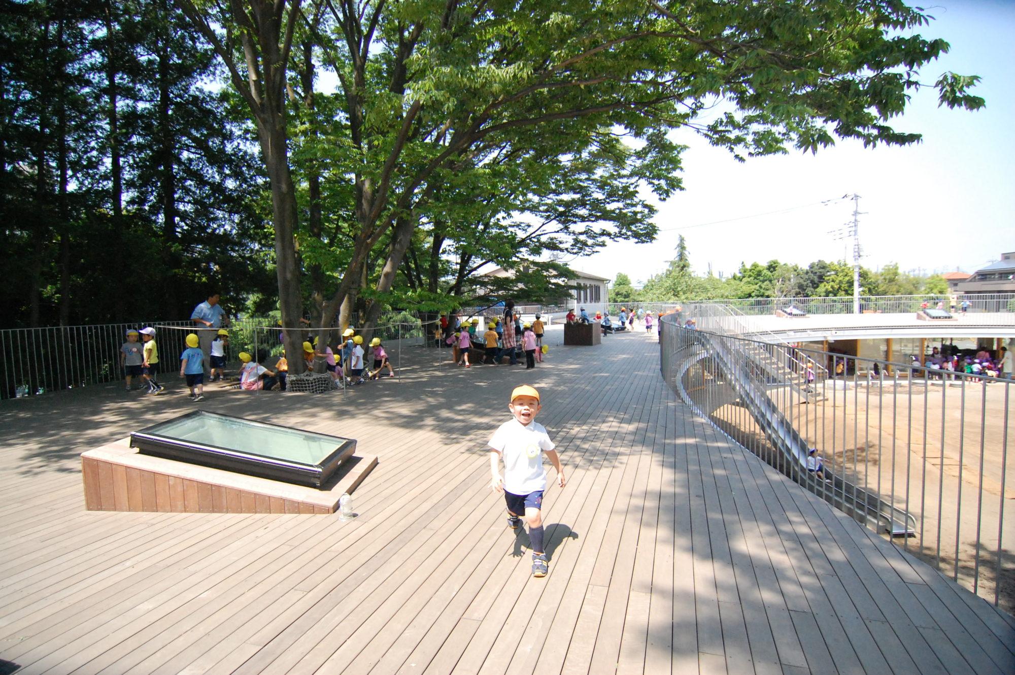 fuji kindergarten courtesy of tezuka architects copy