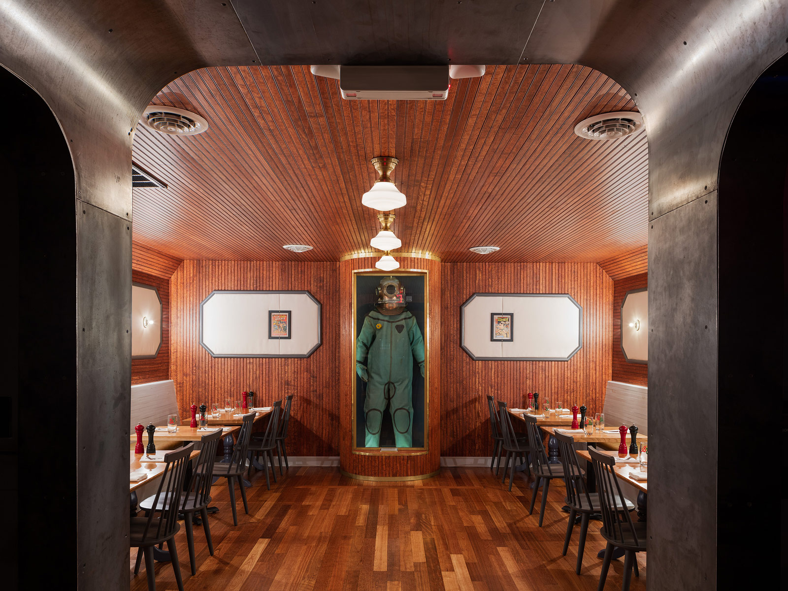 Otto architects designs nautical themed dogfish head