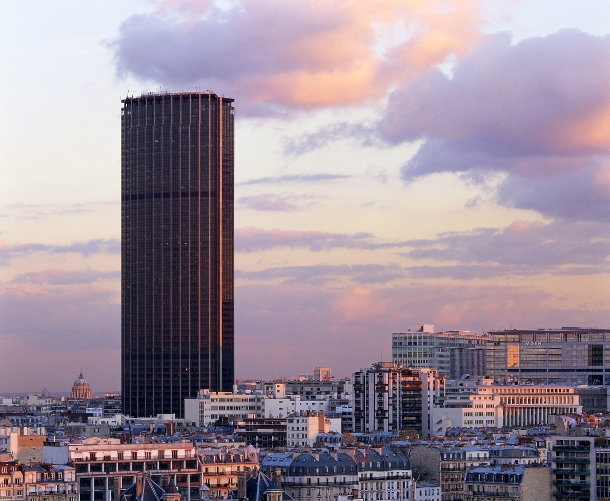 Launch of an international competition for architects regarding the renovation of the - Salon de the paris montparnasse ...