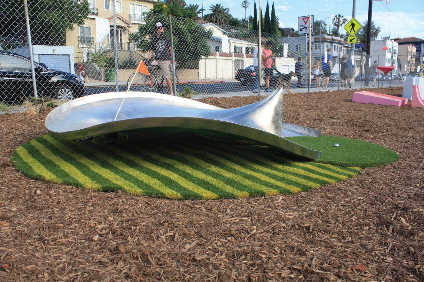 Materials Amp Applications Designs Turf A Mini Golf