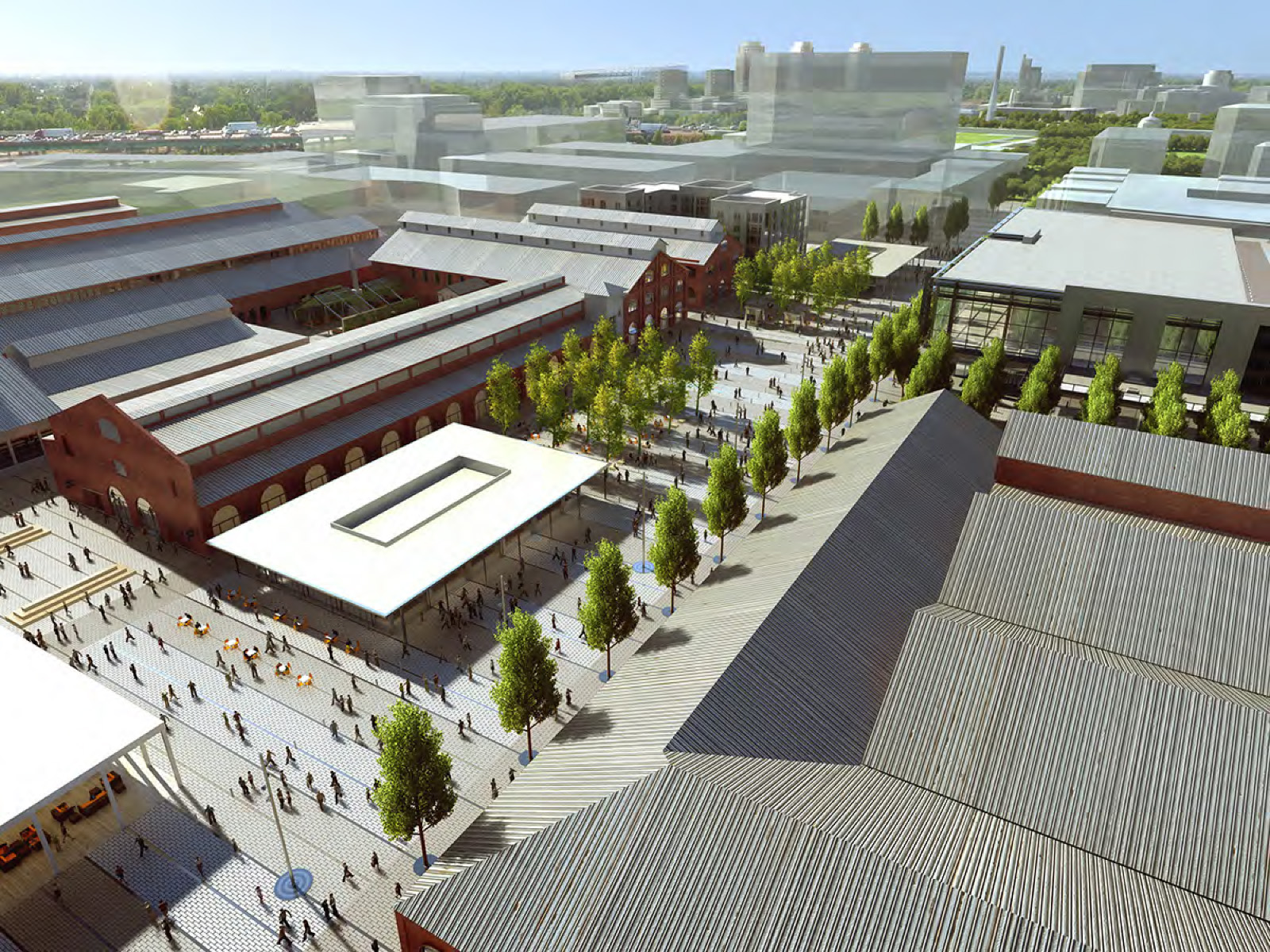 Sacramento Union Pacific Railyard To Be Redeveloped