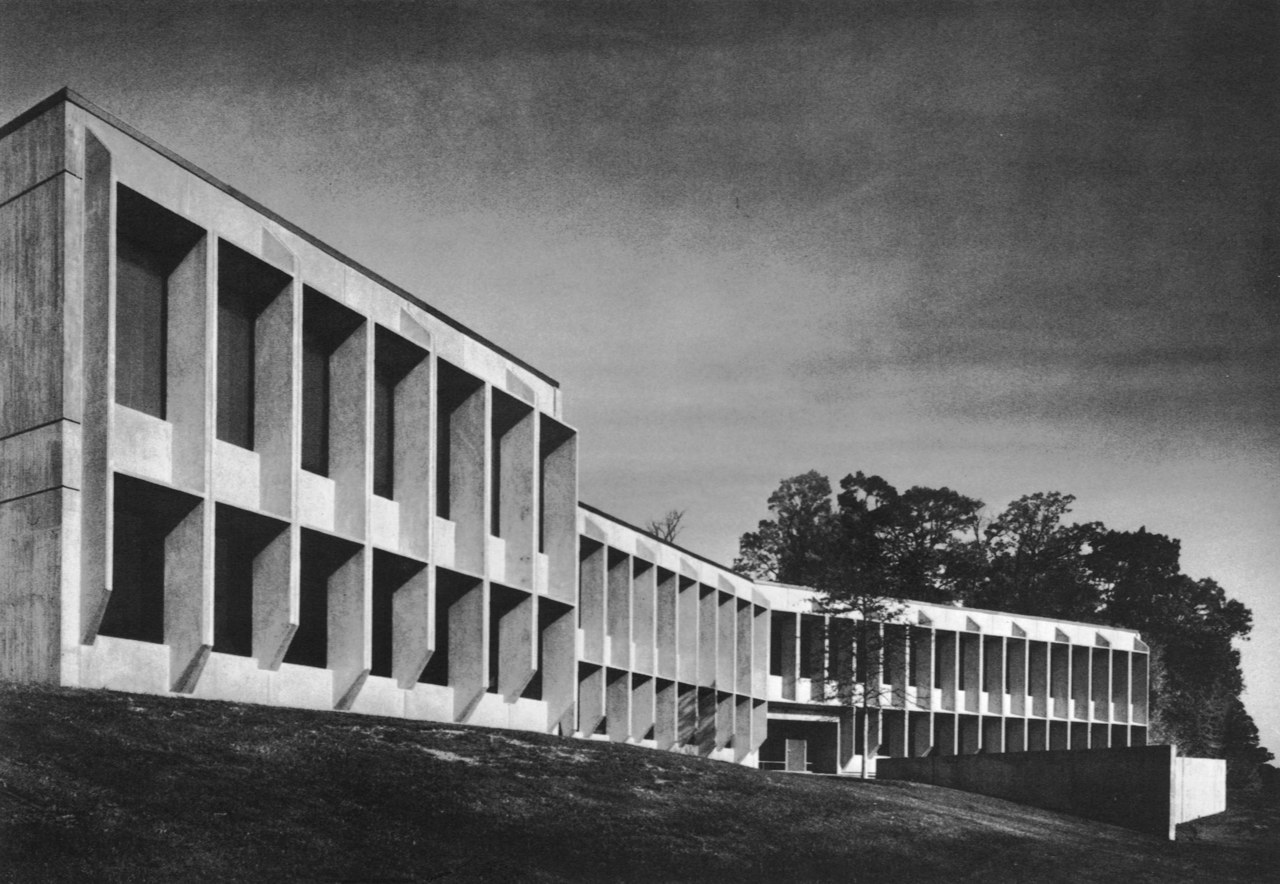 Demolition approved for virginia breuer building - Marcel breuer architecture ...