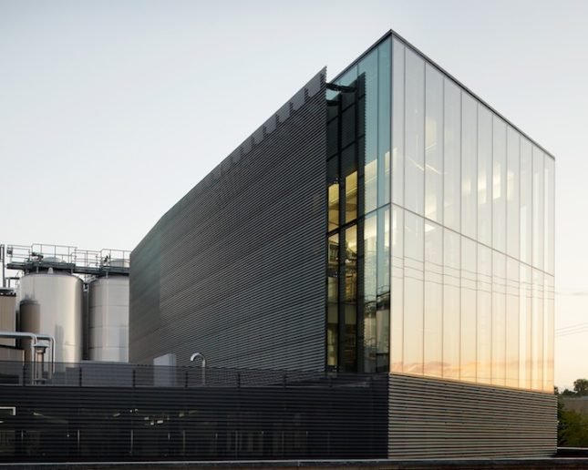 Boulevard facility expansion, Kansas City, Missouri. (Mike Sinclair)