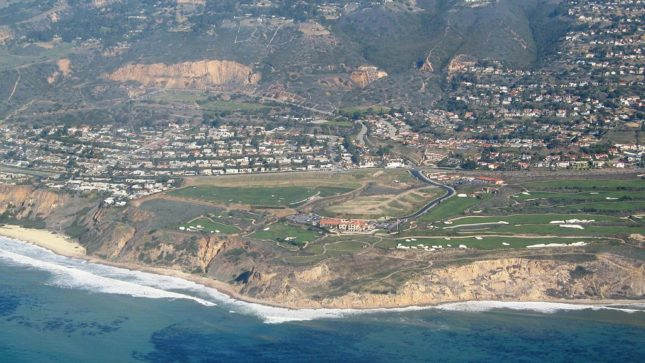 Trump National Golf Course (Courtesy Wikimedia Commons / Cardinalngold)