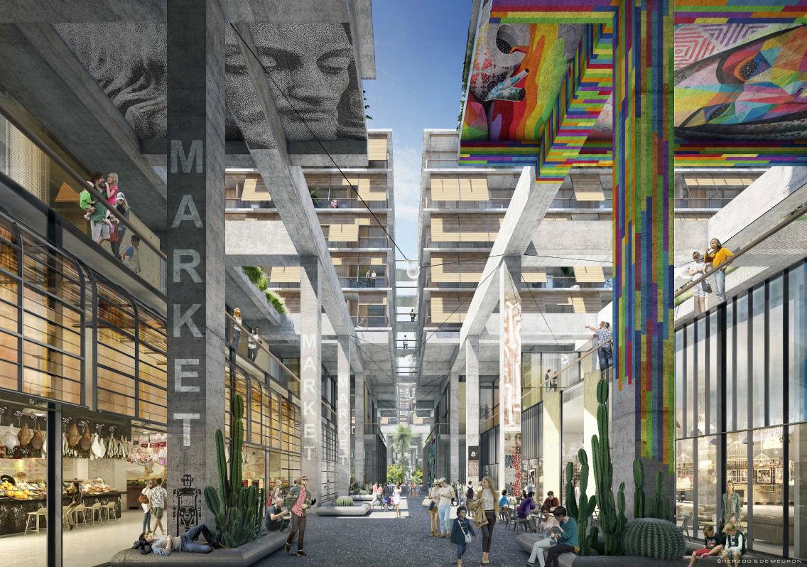 Herzog Amp De Meuron L A Tower Design Unveiled For Arts