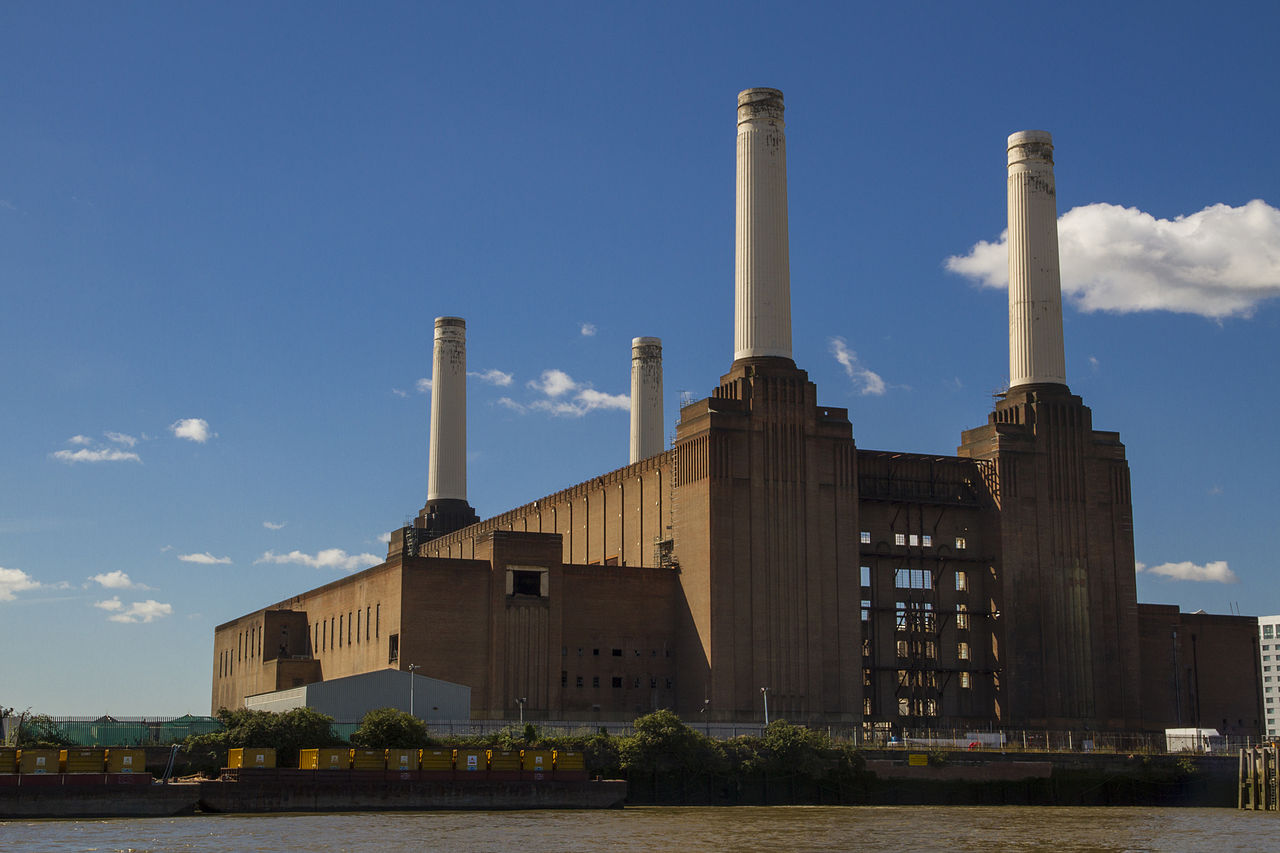 Apple To Create New London Home In Battersea Power Station