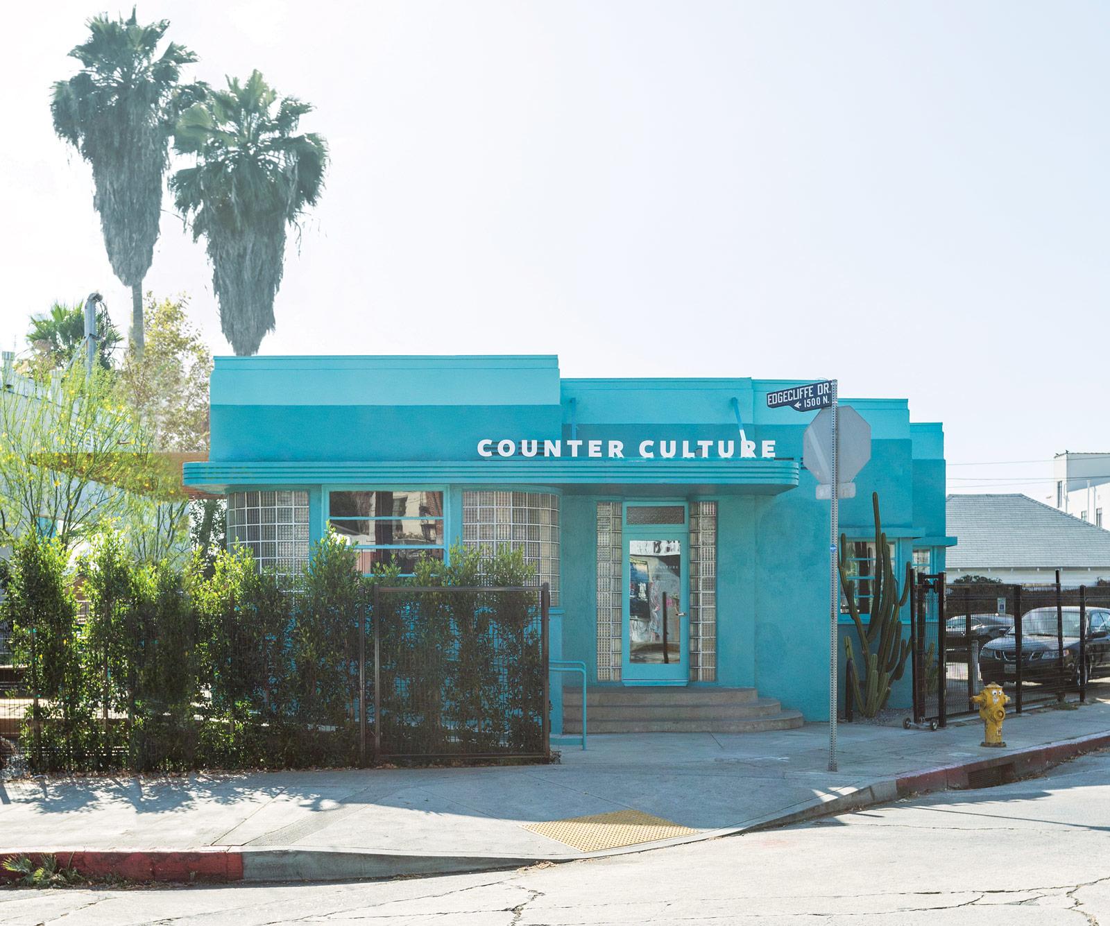Design Bitches Creates Counter Culture Coffee Classroom