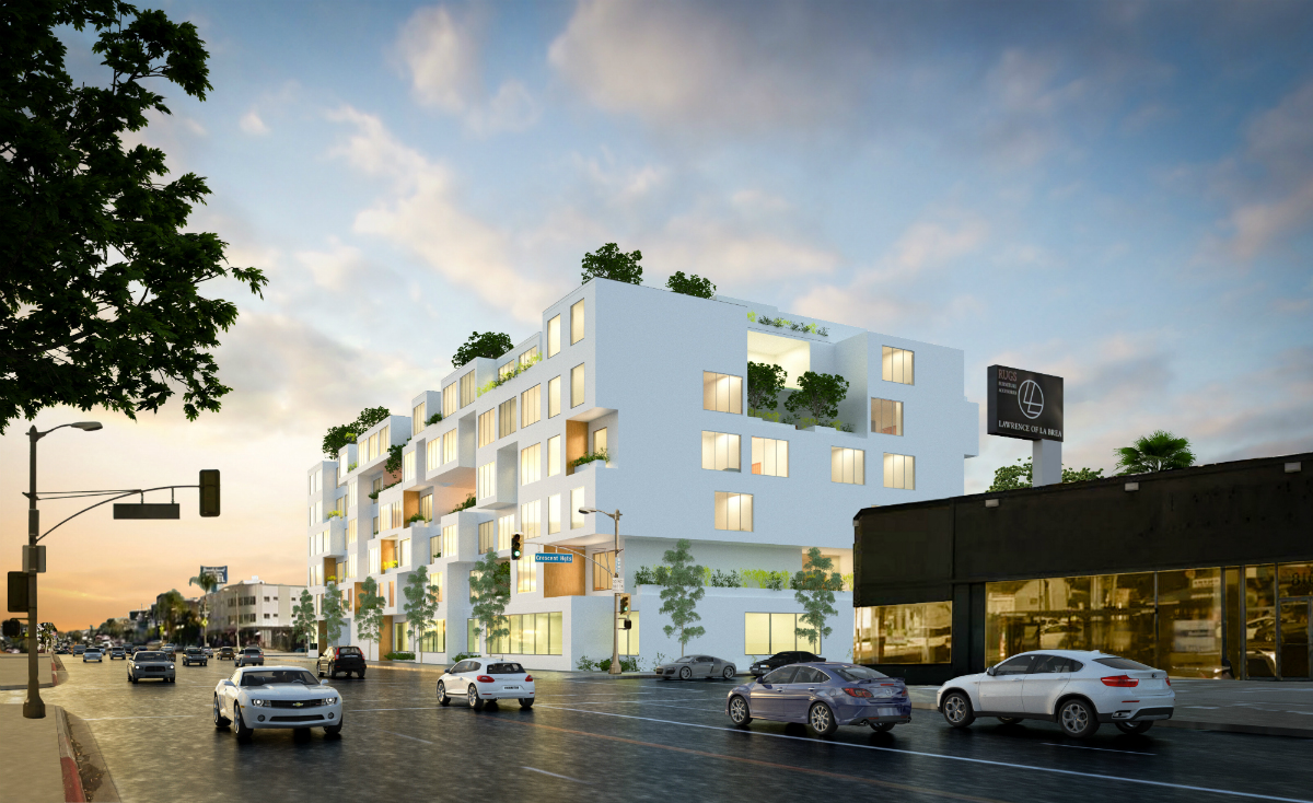 Belzberg Architects To Bring 100 Senior Housing Units To L