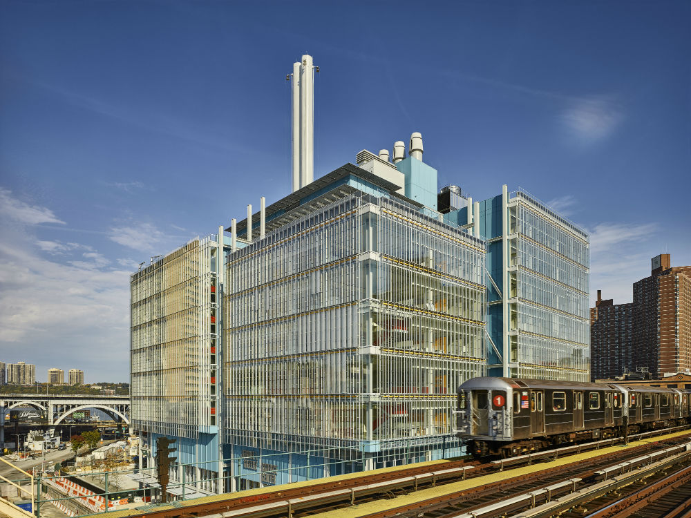 Renzo Piano S Jerome L Greene Science Center Moves To
