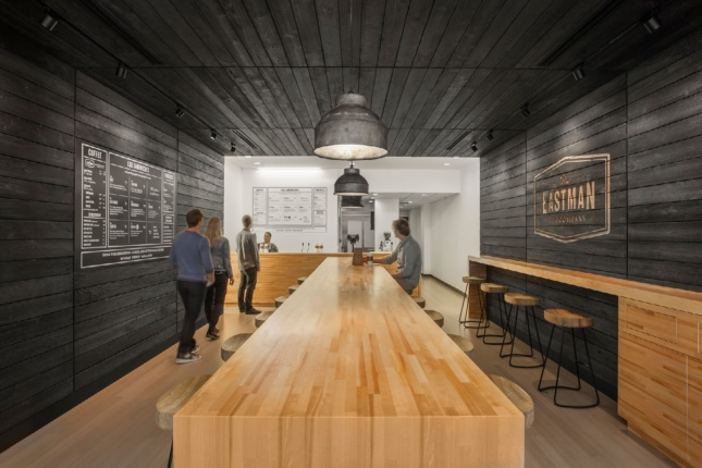 Eastman Egg Company by Woodhouse Tinucci Architects (AIA)