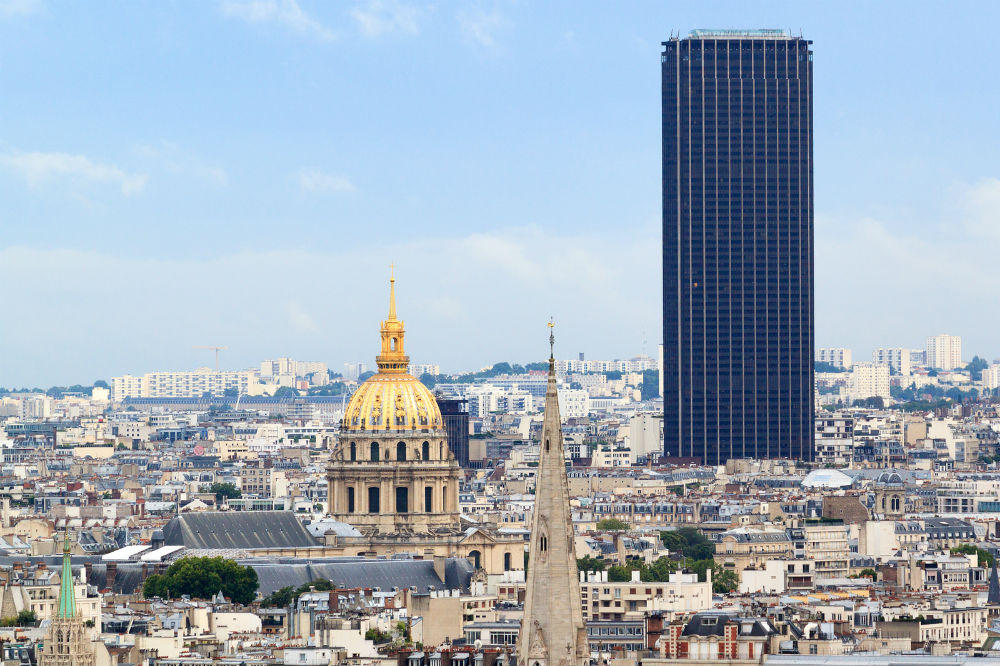 Studio Gang Oma And Others Compete For Tour Montparnasse Redesign Archpaper Com