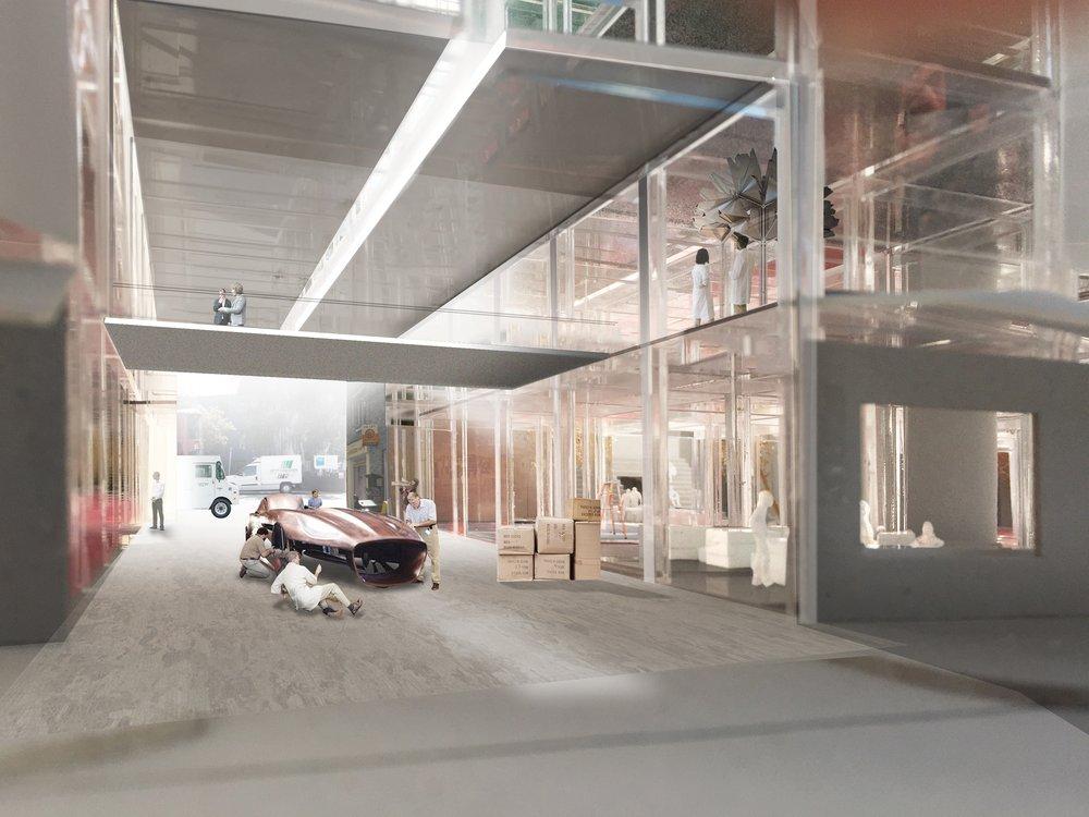 Herzog De Meuron To Design Royal College Of Art London