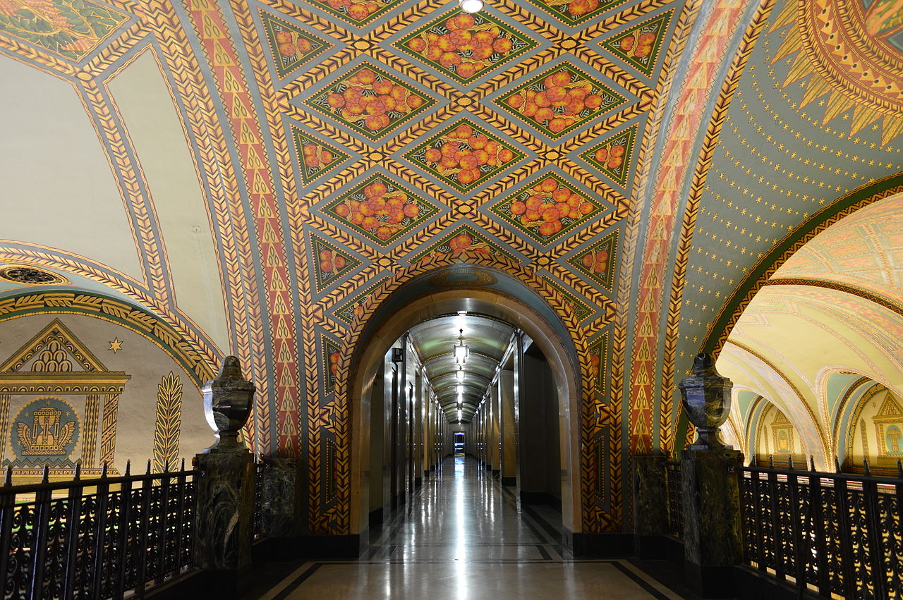 Fisher building albert kahn building to be redeveloped in - Interior design jobs in michigan ...