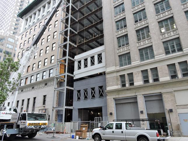 (Hyatt House construction, courtesy Easi-Set Worldwide)
