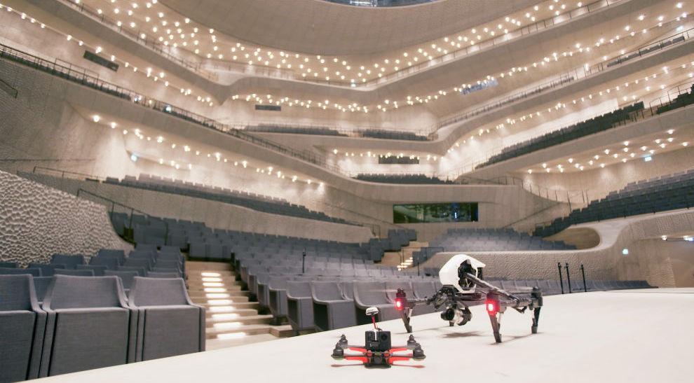 Tour The Herzog De Meuron Hamburg Concert Hall With This