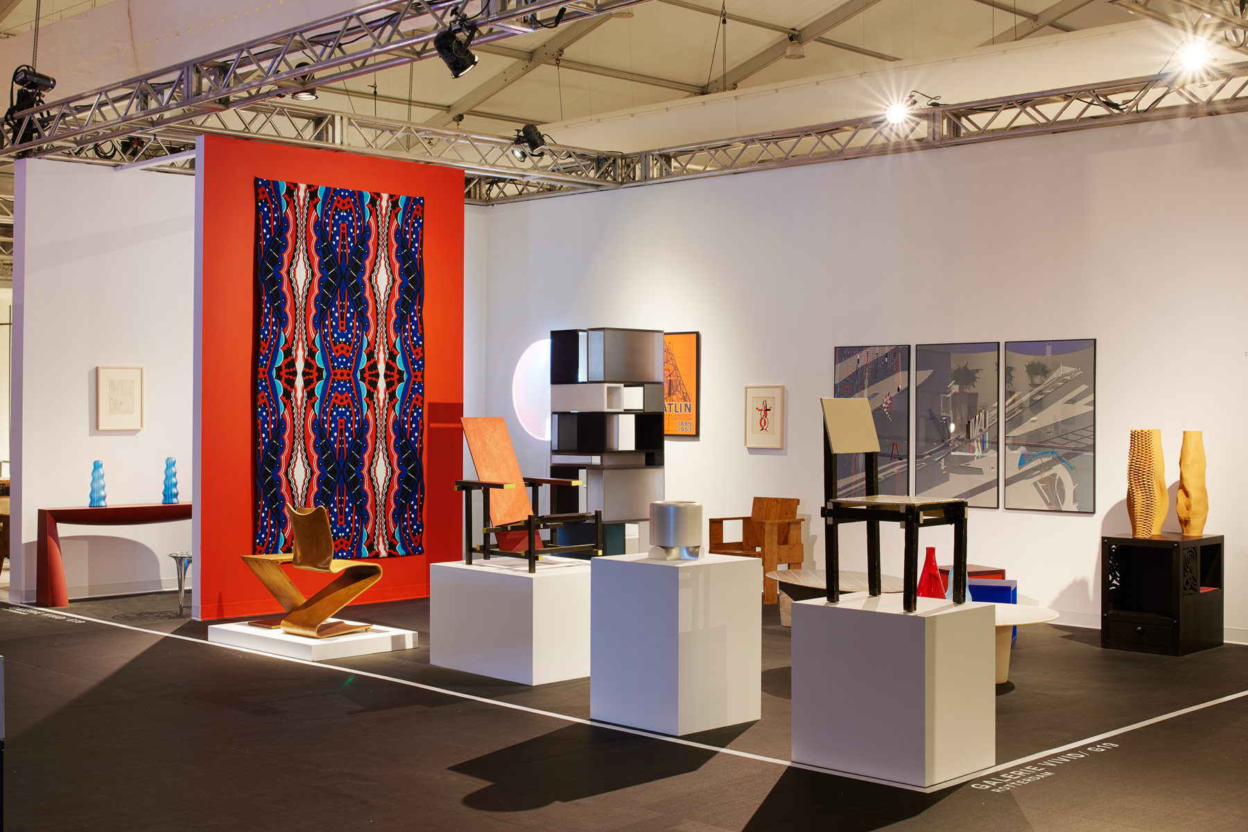 Le Corbusier Rietveld And More From Day Two Of Design Miami