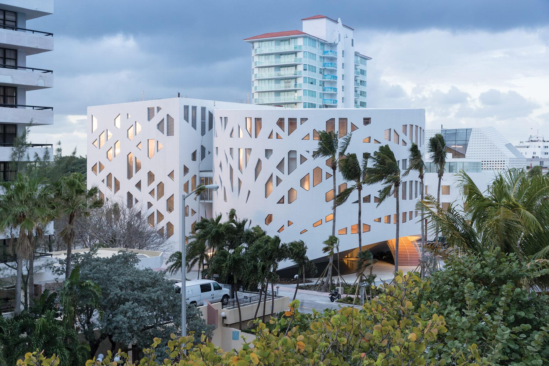Oma Designed Faena Forum Opens In Miami Archpaper Com