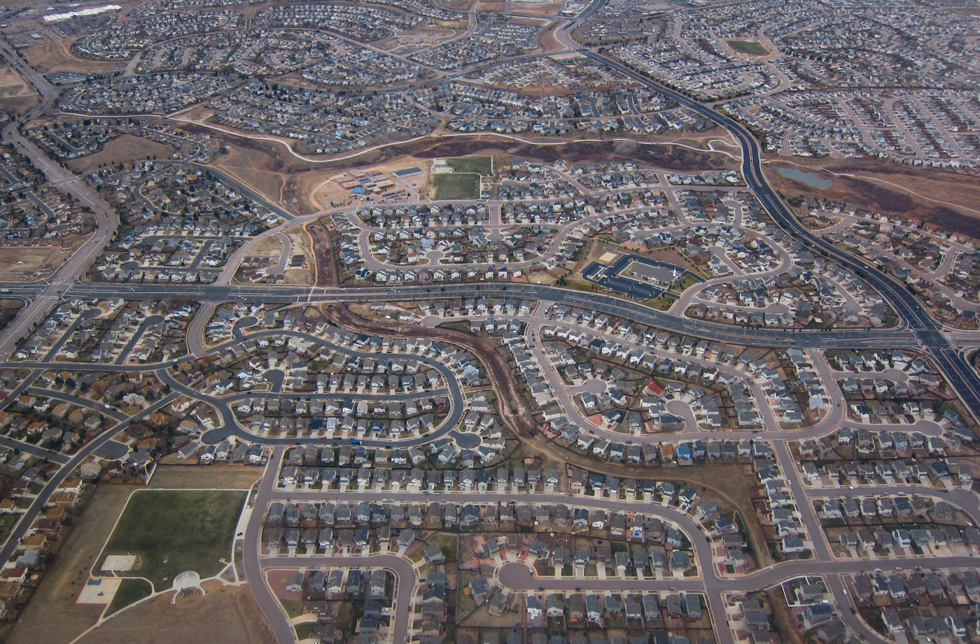 Image result for american suburbs