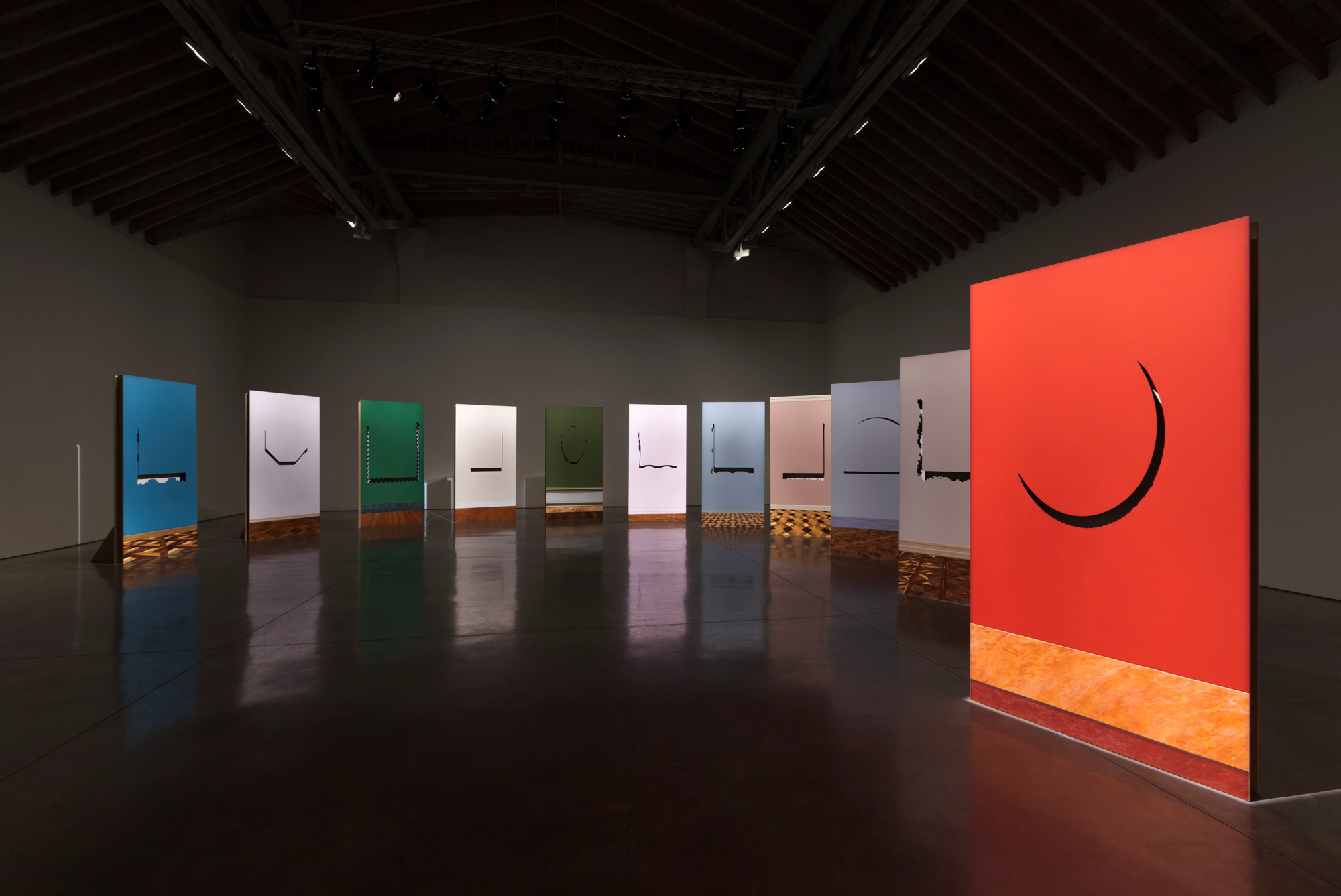 Question The Wall Itself Exhibit Explores Identity