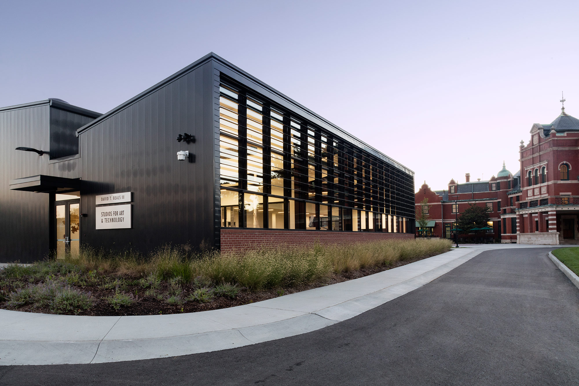 Gould Evans Kansas City Art Institute addition to be ...