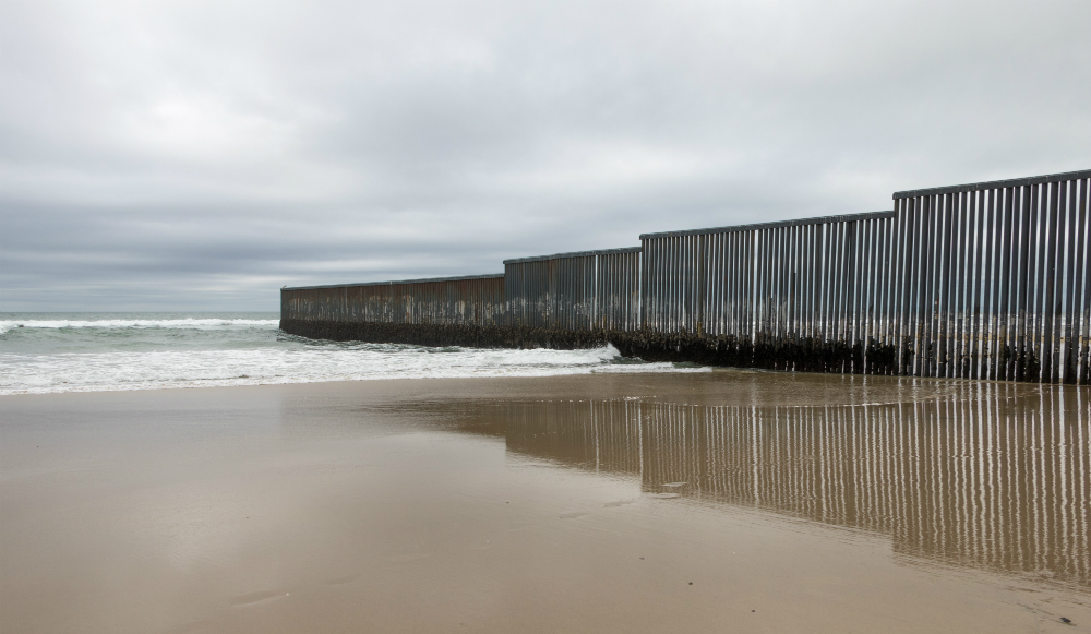 Department Of Homeland Security To Accept Us Mexico Border