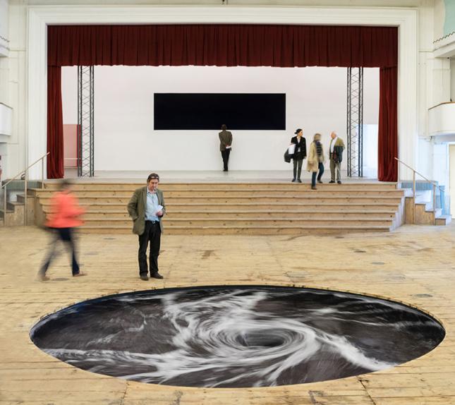 Decesion at the Galleria Continua. (Courtesy Tadzio)