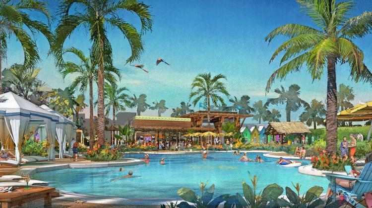 Margaritaville Panama City Beach